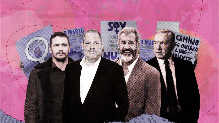 Los hombres del 'me too' están de vuelta. Pablo J. Álvarez