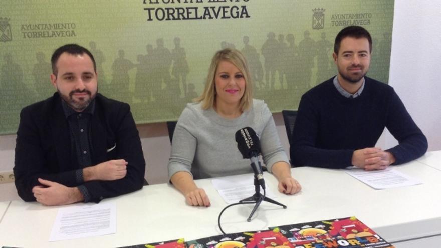 Presentación del I Festival de Tendencias y Cultura Urbana de Torrelavega Freeworld.