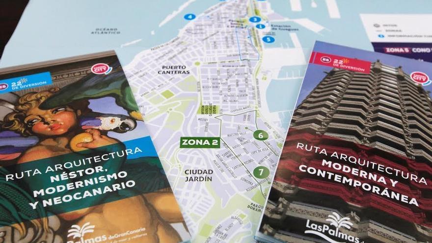 Guías sobre los estilos arquitectónicos de Las Palmas de Gran Canaria.