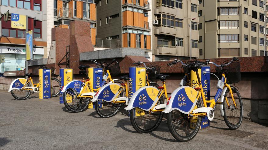 Servicio de bicicletas de Las Palmas de Gran Canaria