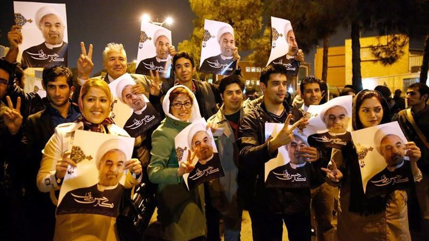 """La prensa iraní recoge con profusión el """"éxito"""" en Ginebra"""