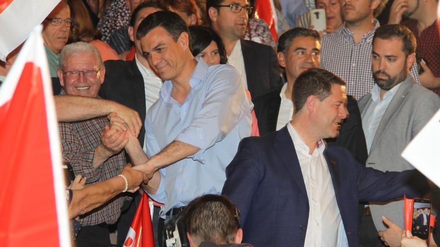 Pedro Sánchez promete aumentar la oferta de Formación Profesional en 200.000 plazas en una legislatura