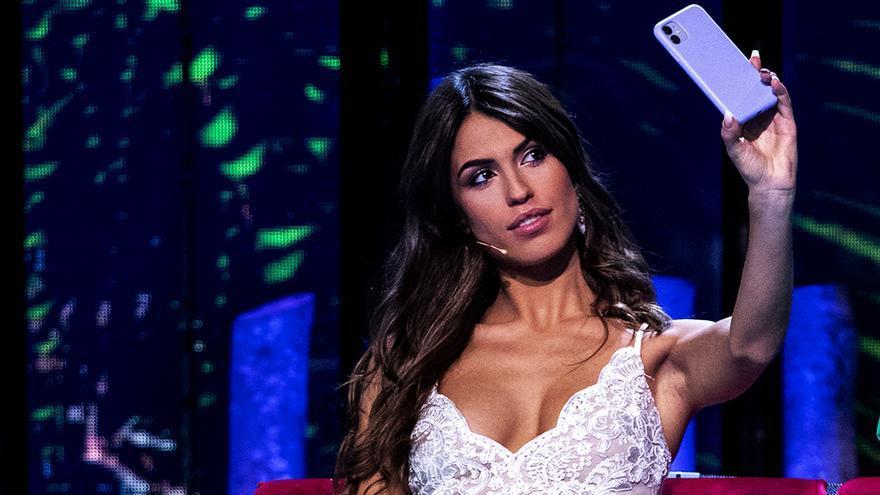 Sofía Suescun desaparece de Mediaset tras rechazar fichar por la agencia de representación del grupo