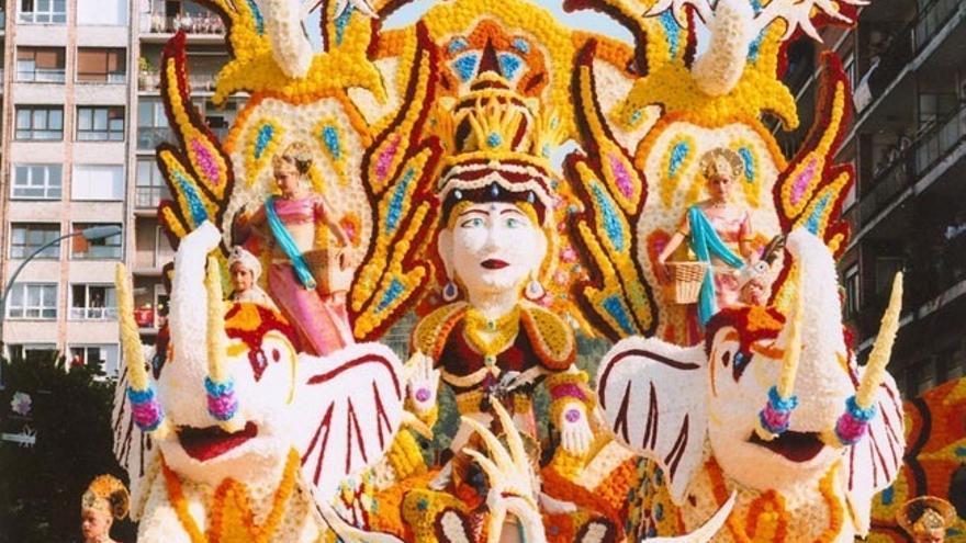 Laredo quiere que su Batalla de Flores sea Fiesta de Interés Turístico Internacional