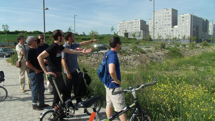 Irabazi Ganar apuesta por la participación de los vecinos en el diseño integral de cada barrio de Vitoria