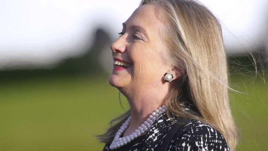 Hillary Clinton recibe el alta médica y deja el hospital