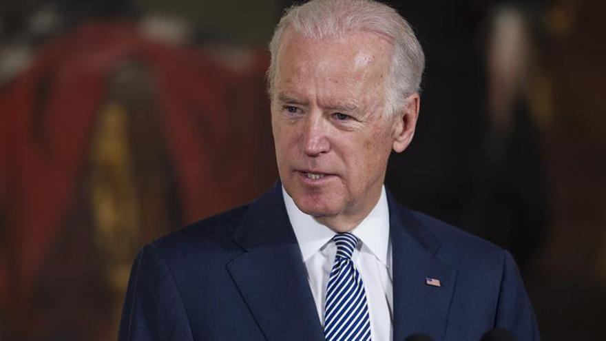 """Biden """"nunca"""" hubiera aceptado reemplazar a Clinton en la candidatura demócrata"""