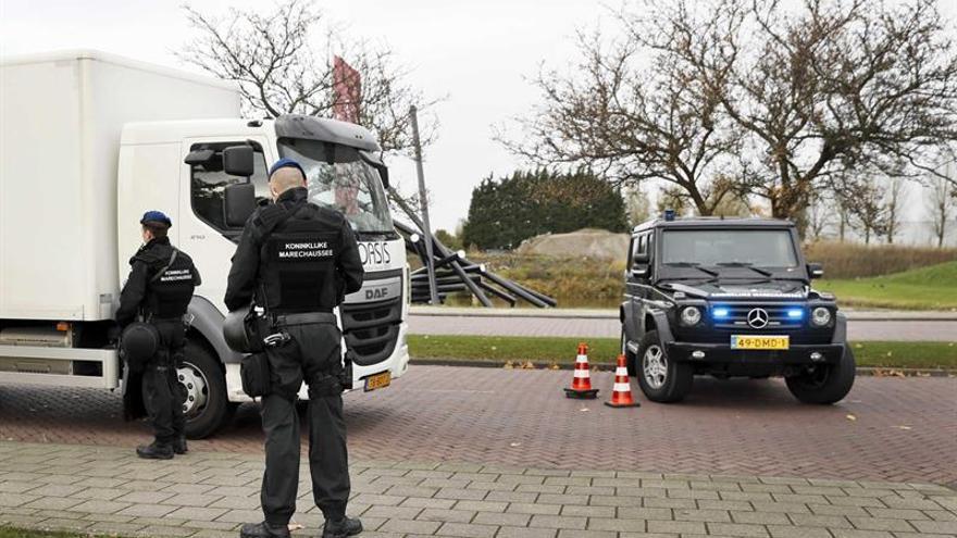 La Policía detiene en Rotterdam a un hombre armado sospechoso de planear un ataque