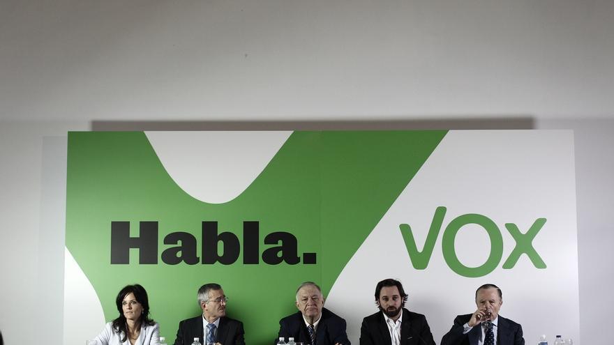 Tres candidatos aspiran a la Presidencia de Vox que se decidirá el día 20 en una Asamblea General del partido