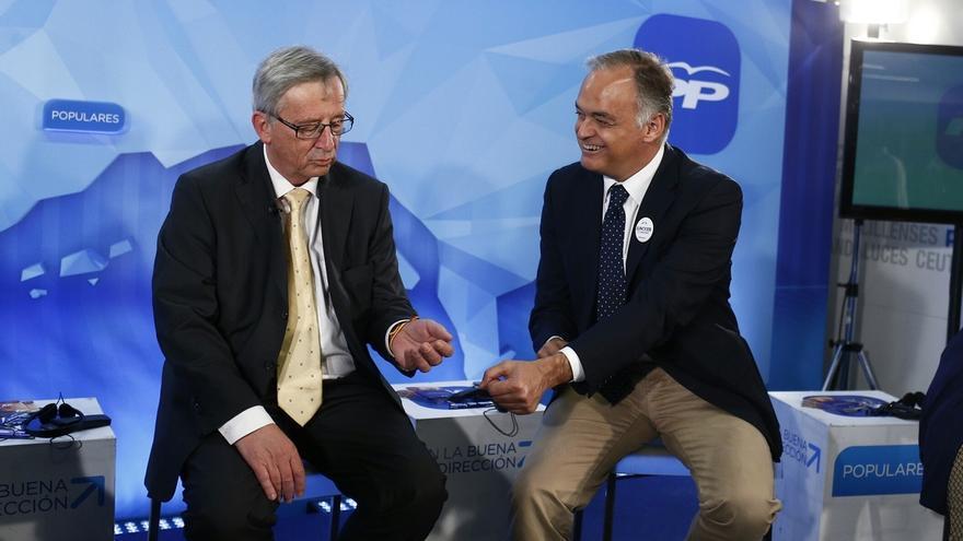"""González Pons dice que a Iglesias le llaman en el Parlamento Europeo """"el nieto de Ceaucescu"""""""