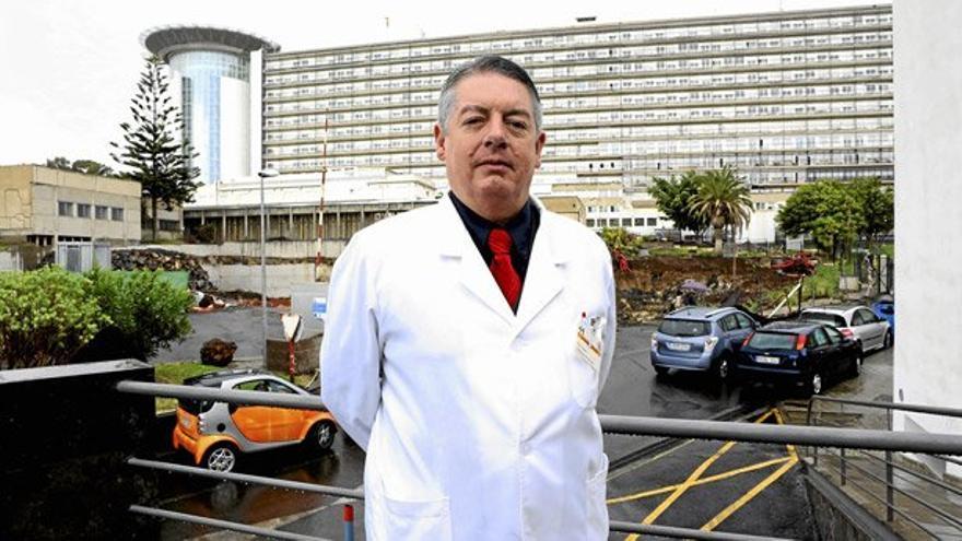 Arturo Hardisson es catedrático de Toxicología de la Universidad de La Laguna.
