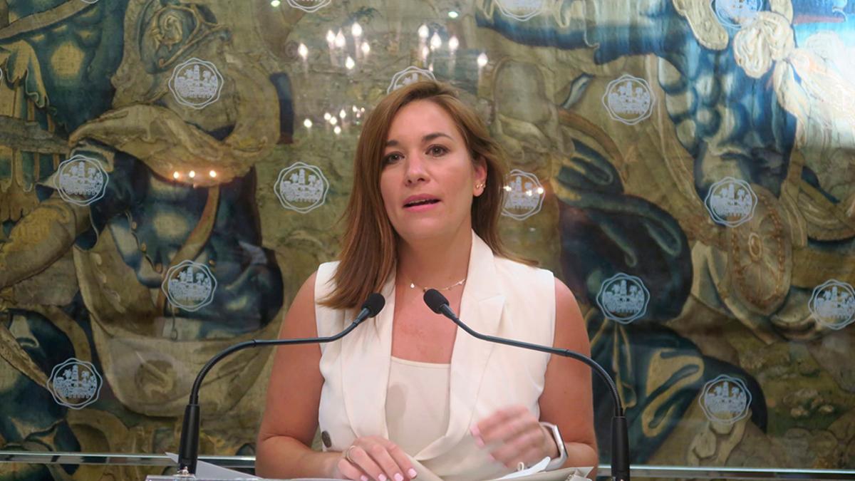 Carmen Campos en una imagen de archivo.