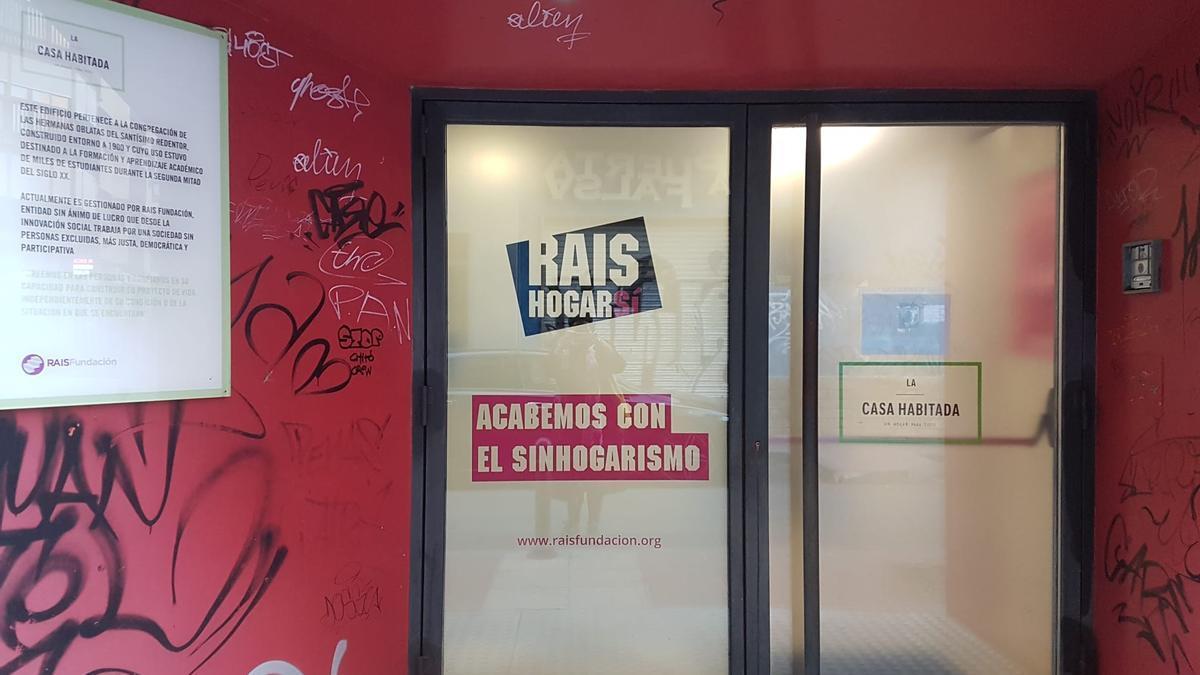 Fundación Rais en Murcia