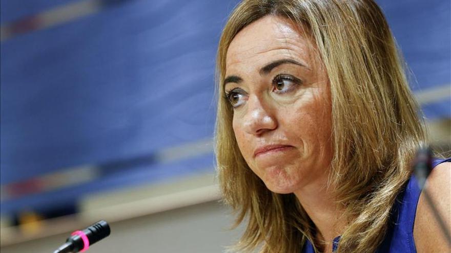Carme Chacón y Susana Díaz, favoritas para liderar el PSOE, según un sondeo