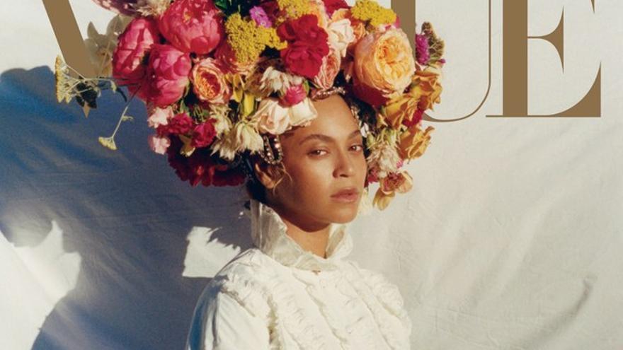 Beyoncé en la portada de Vogue que ha hecho historia