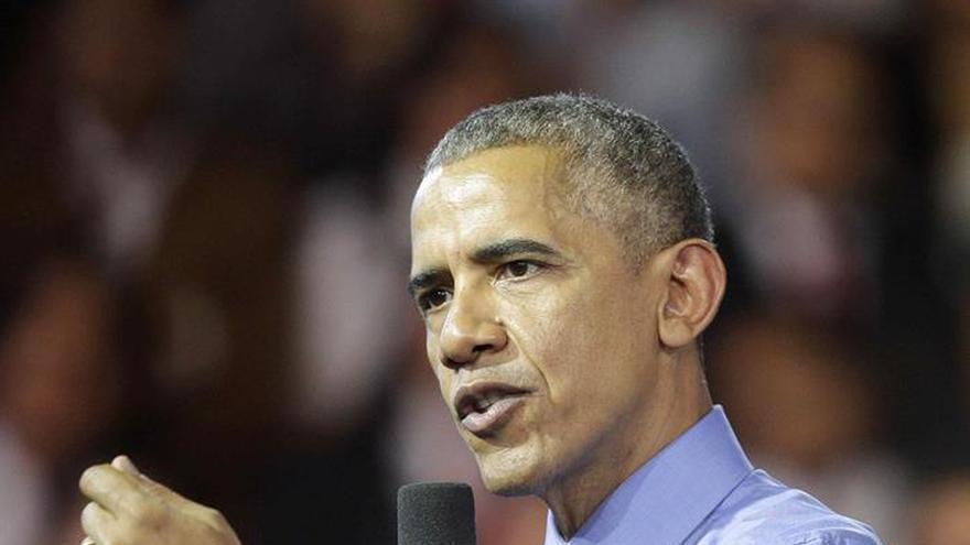 Obama hará el lunes en Chicago su primer acto público tras dejar el poder