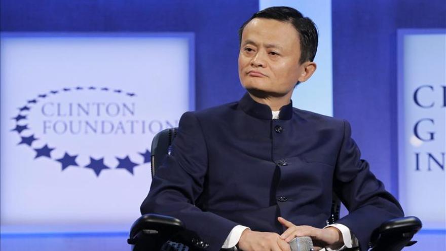 Los beneficios netos de Alibaba caen 38,6 por ciento durante tercer trimestre