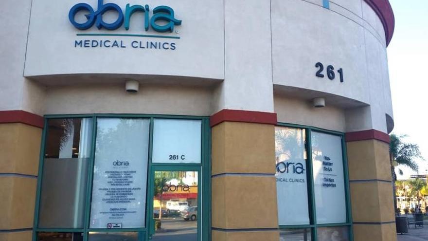 Una de las clínicas del grupo Obria