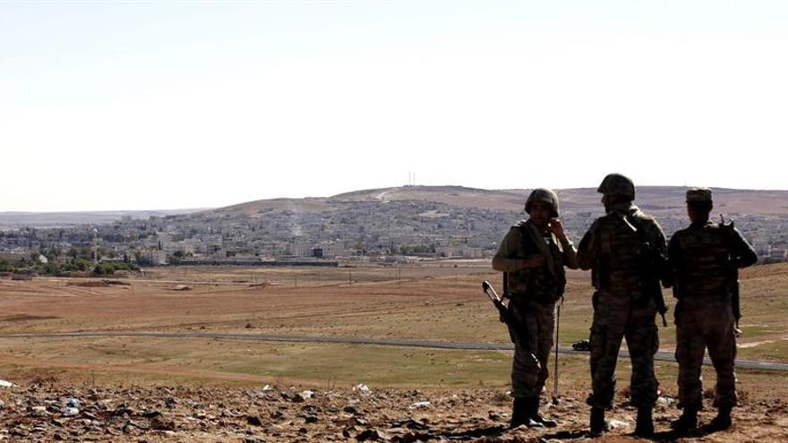 Las cristianas plantan cara al EI con una milicia en Siria