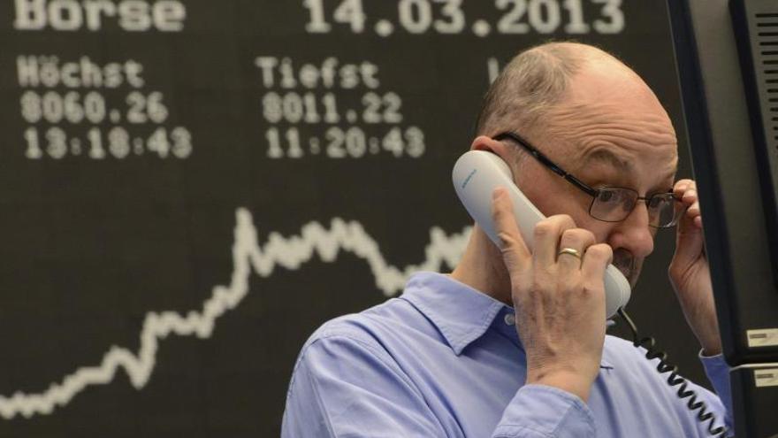 El Dax 30 alemán pierde un 0,28 por ciento al cierre