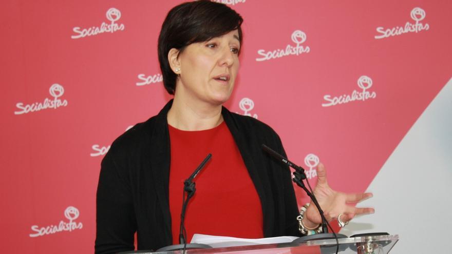 Blanca Fernández, portavoz de Educación del PSOE
