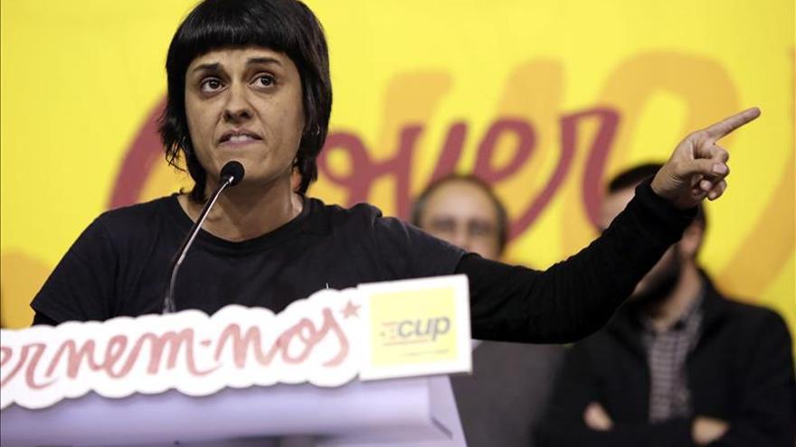 La CUP podría aprobar otro candidato distinto a Mas sin pasar por la asamblea