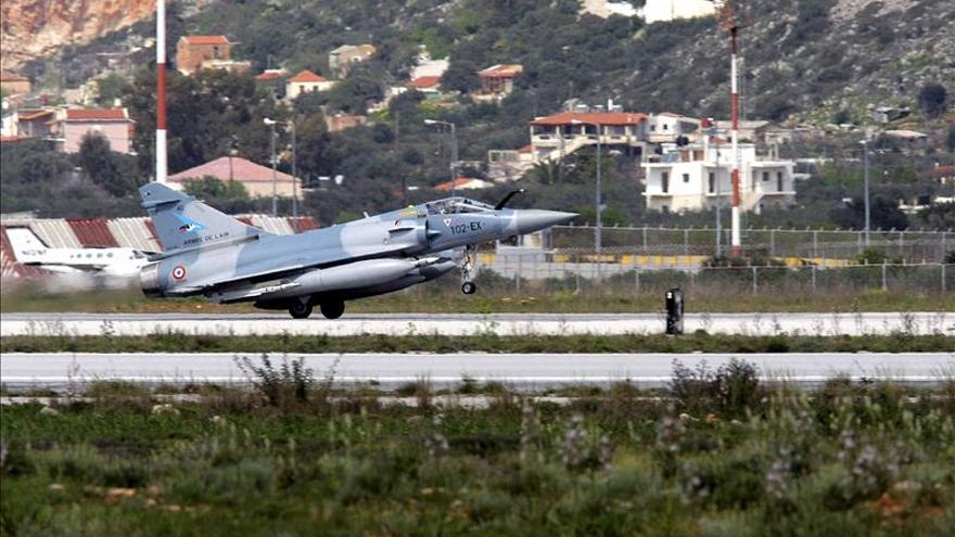Francia utiliza por primera vez misiles crucero aire-tierra contra el EI