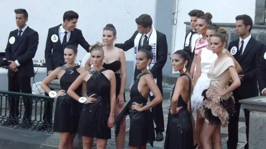 Imagen de archivo de las participantes en la edición de 2013. Foto: LAURA PÉREZ RODRÍGUEZ.