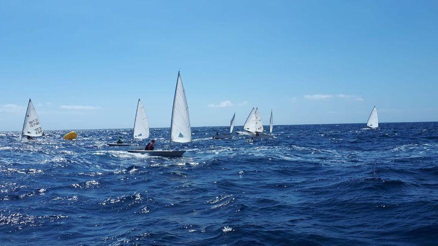 Una veintena de regatistas participarán en el Campeonato Insular de Vela-Trofeo Cabildo de La Palma