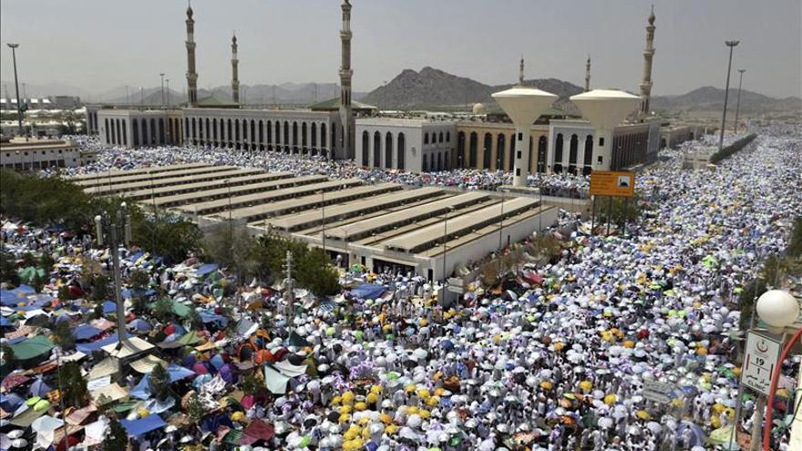 Al menos 150 muertos en una avalancha de peregrinos en La Meca
