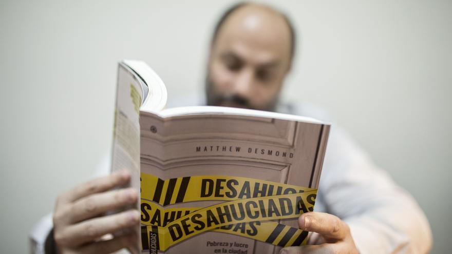 César Pinto, abogado de oficio. / Olmo Calvo