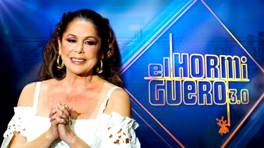 El motivo por el que Isabel Pantoja ha elegido 'El Hormiguero'