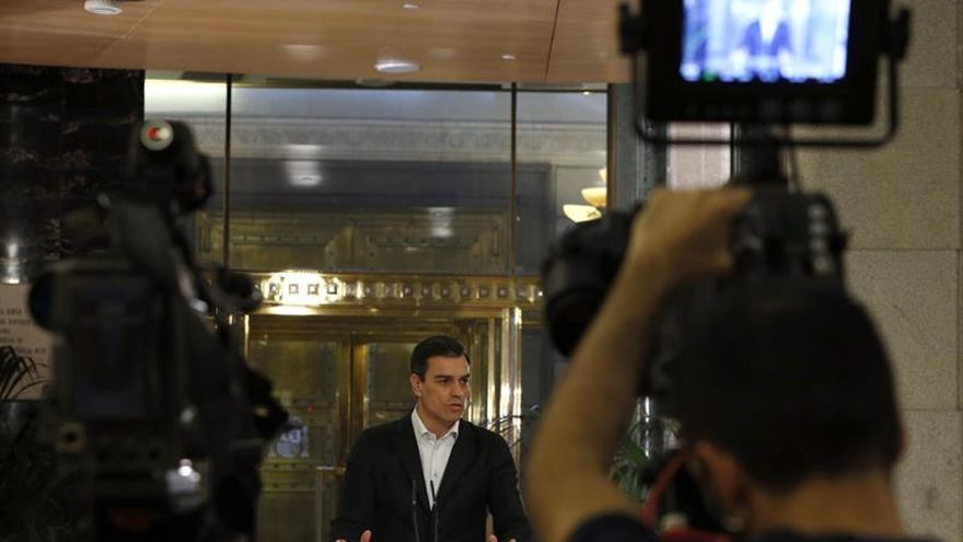Pedro Sánchez emprende a partir de mañana una gira por varias ciudades