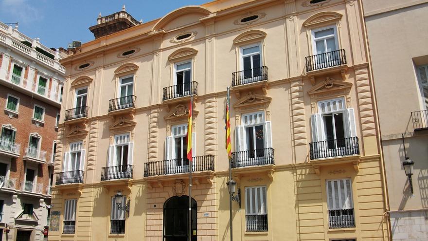 Sede de la Diputación de València