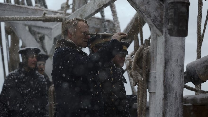 'The Terror': el irremediable descenso al infierno blanco