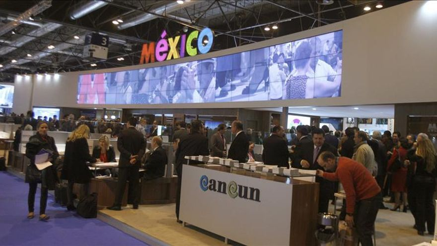México presenta en FITUR la oferta turística de todos sus estados