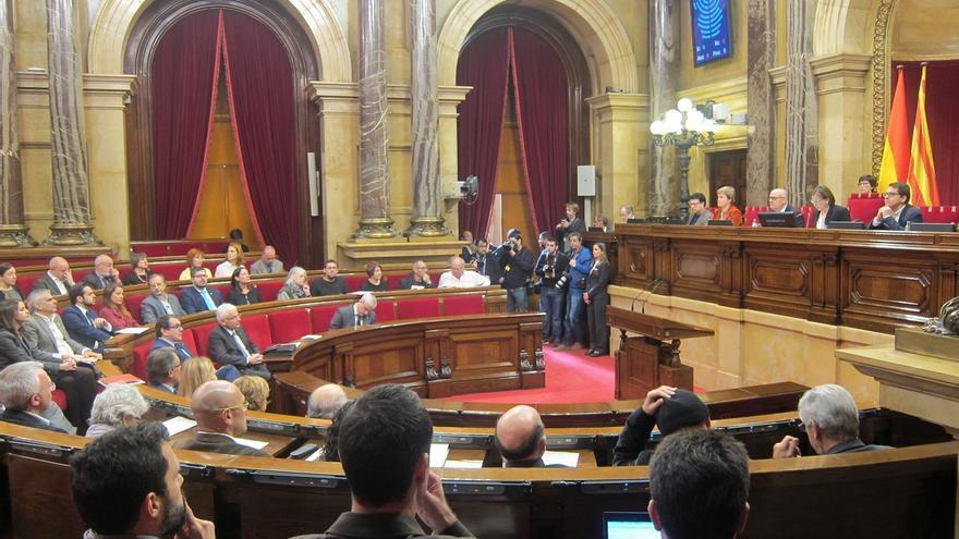 El Parlamento catalán recordará a las víctimas por violencia de género al iniciar los plenos