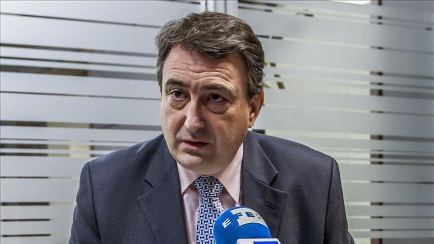 """El PNV exige a Rajoy que se """"moje"""" y diga qué quiere hacer ante el terrorismo"""