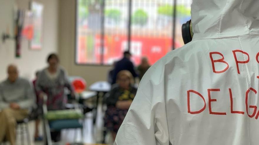 Las muertes en residencias de mayores andaluzas suben a 162, el 30,6% del total, y los contagios a 1.153