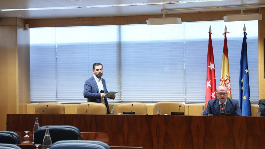 Ignacio Escolar en la Comisión de Investigación de la Asamblea de Madrid sobre las irregularidades del IDP