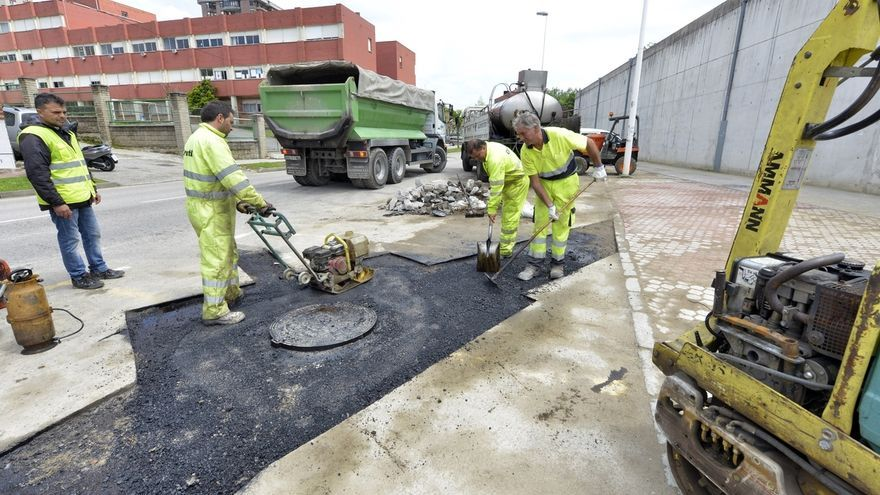 El Ayuntamiento invertirá 171.000 euros en siete mejoras del abastacimiento y saneamiento