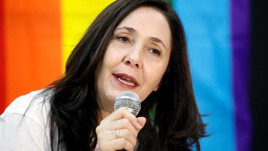 El matrimonio gay no garantiza el fin de los crímenes de odio, dice Mariela Castro
