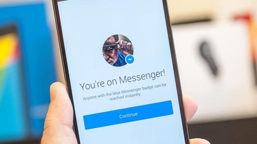 Ten cuidado con lo que te envían tus amigos a través de Facebook Messenger