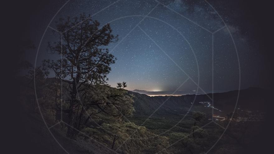 'A vista de Bejenado', imagen ganadora del concurso 2018 realizada por Alejandro Paz Pérez.
