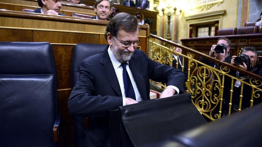 Rajoy contestará mañana a preguntas en el Congreso sobre las consecuencias del Brexit y las inversiones en Cataluña