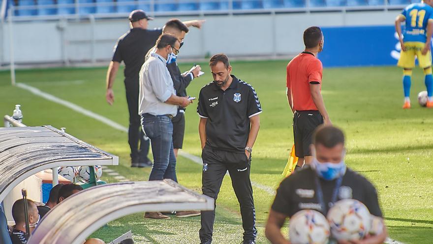 """""""El club siempre me ha dado confianza"""", dice Fran Fernández sobre un posible cese"""