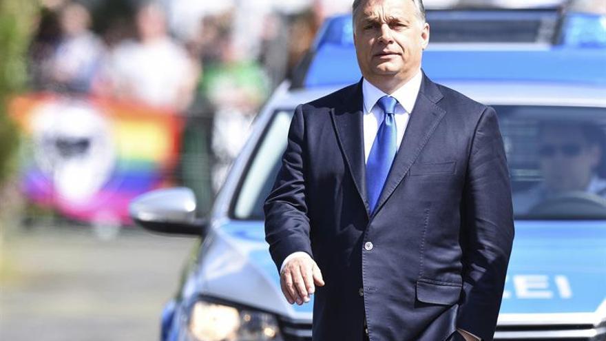 Orbán tilda de chiste la exigencia de Asselborn de excluir a Hungría de la UE