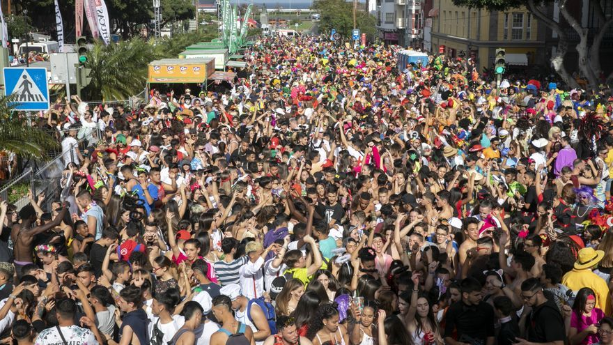 Resultado de imagen de carnaval de dia las palmas