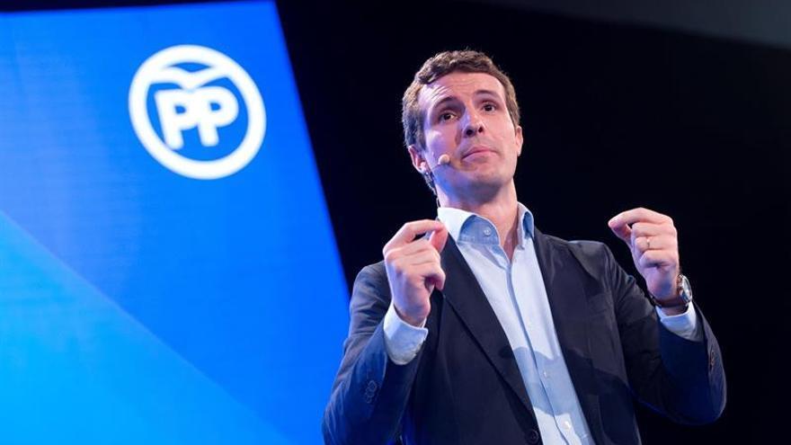 """El PP anuncia una """"revolución fiscal"""" para suprimir el impuesto de las hipotecas"""