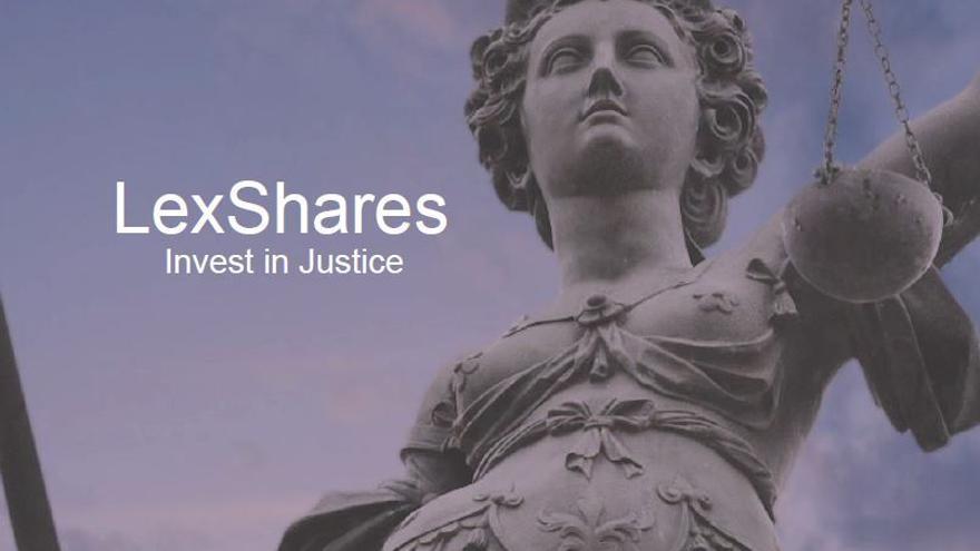 LexShares permite a inversores acreditados costear los gastos de una causa judicial